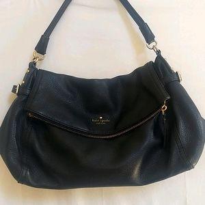Kate Spade Leather Hobo Shoulder Bag